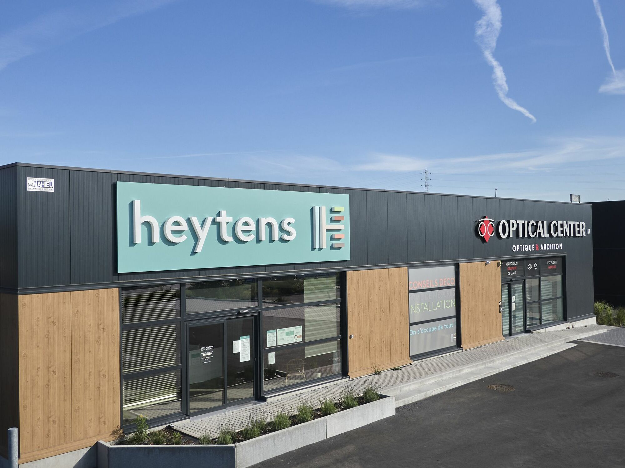 Heytens - Optical Center