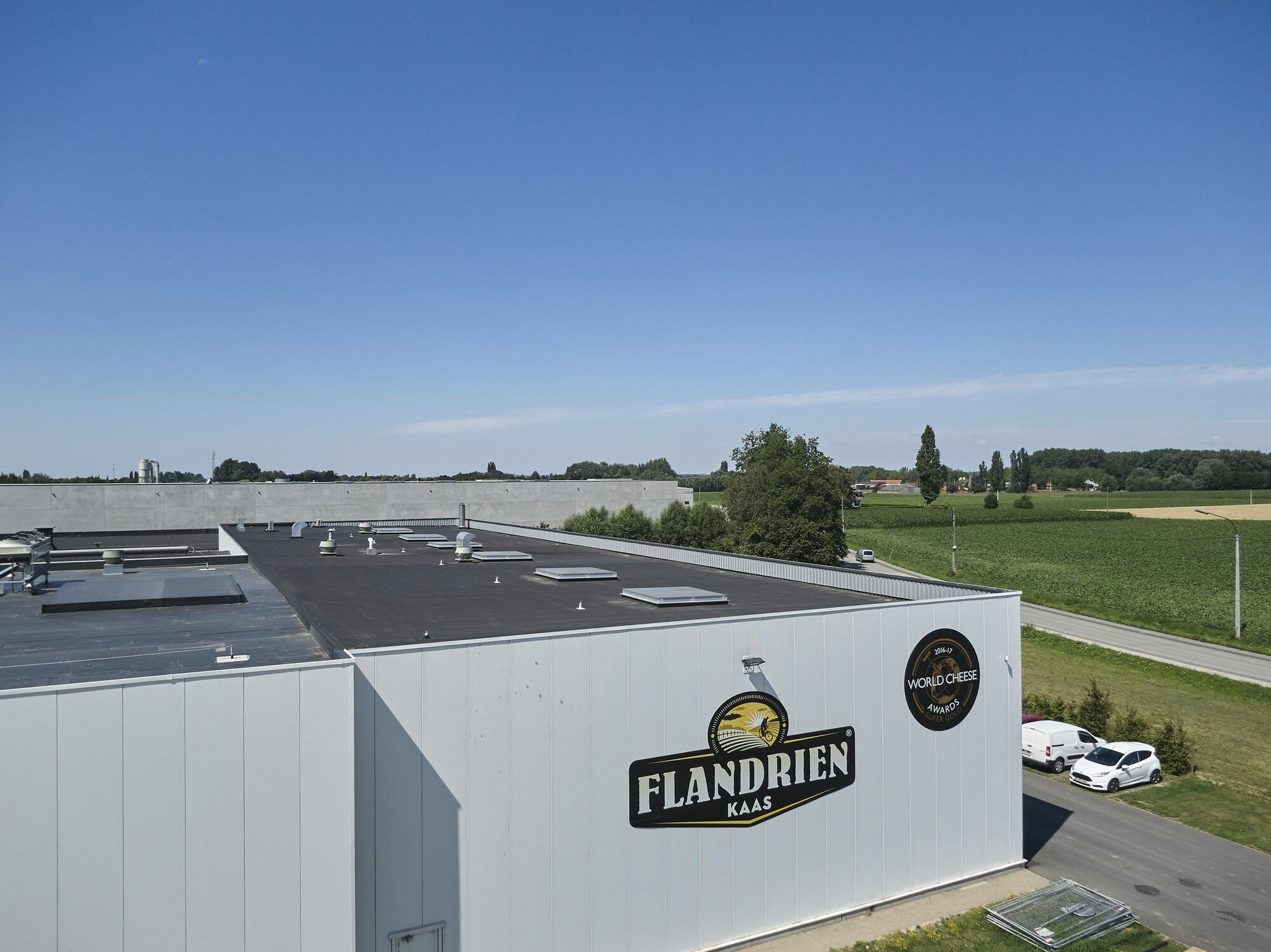 Flandrien outside